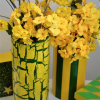 Vaso Decorativo COPA BRASIL