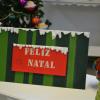 Placa Feliz Natal