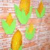 Festa Junina – Decoração com milhos